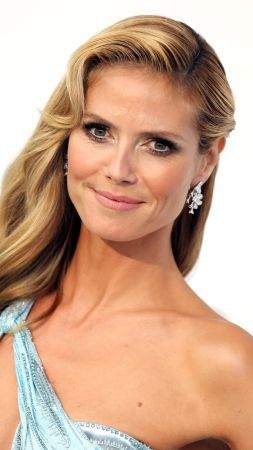 Heidi Klum, beauty, 5k (vertical)