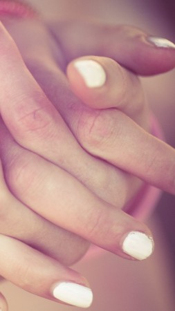 love image, hands, HD (vertical)