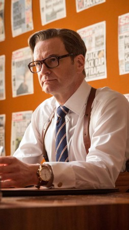 Kingsman: The Golden Circle, Colin Firth, 5k (vertical)