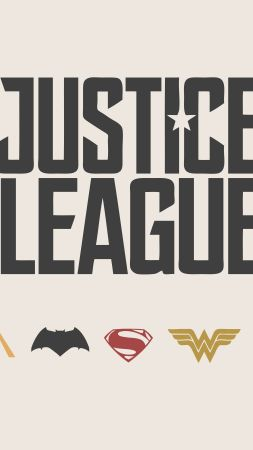 Justice League, poster, 8k (vertical)