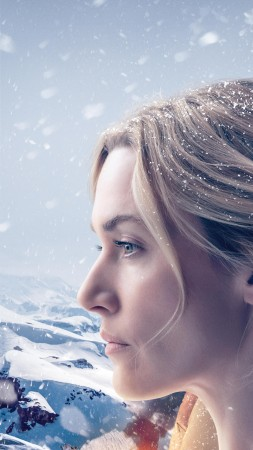 The Mountain Between Us, Idris Elba, Kate Winslet, 5k (vertical)
