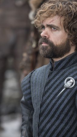 Game of Thrones Season 7, Tyrion Lannister, Peter Dinklage, TV Series, 4k (vertical)