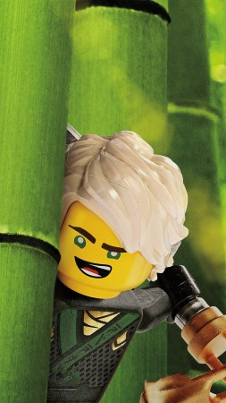 The LEGO Ninjago Movie, Lloyd, 4k (vertical)