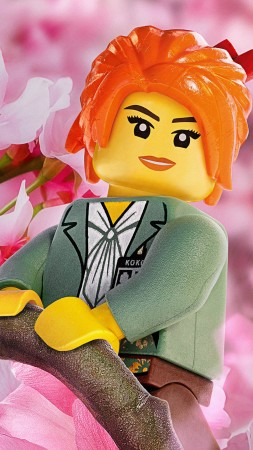 The LEGO Ninjago Movie, Misako, 4k (vertical)