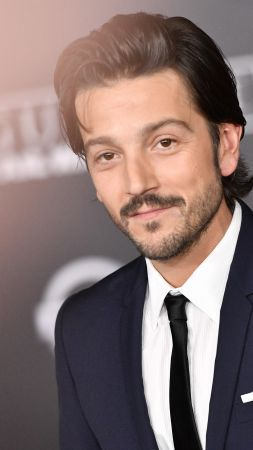 Diego Luna, photo, 5k (vertical)