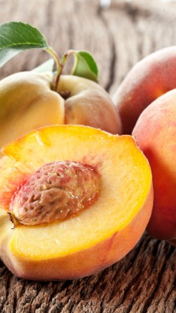 peach, delicious, 5k (vertical)