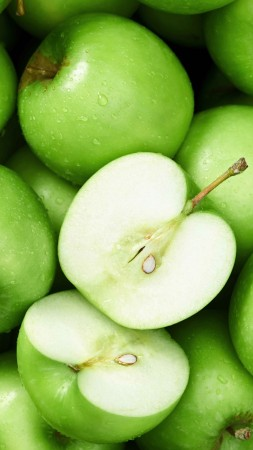 apples, green, 5k (vertical)