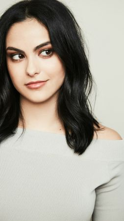Camila Mendes, photo, 4k (vertical)