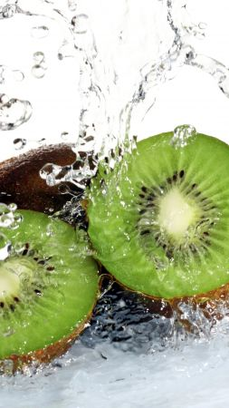 kiwi, fruit, water, 5k (vertical)