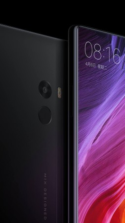 Xiaomi Mi Mix, black, HD (vertical)