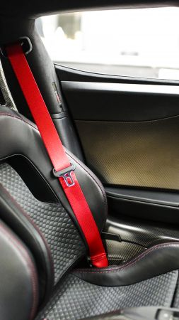 Ford GT '67 Heritage Edition, Cars 2018, interior, 5k (vertical)