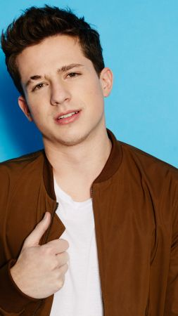Charlie Puth, photo, 8k (vertical)