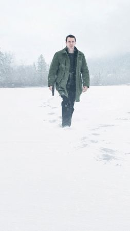 The Snowman, Michael Fassbender, 8k (vertical)