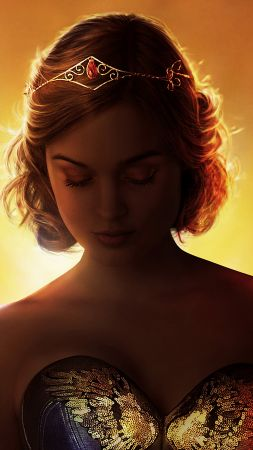 Professor Marston & the Wonder Women, Bella Heathcote, 4k (vertical)