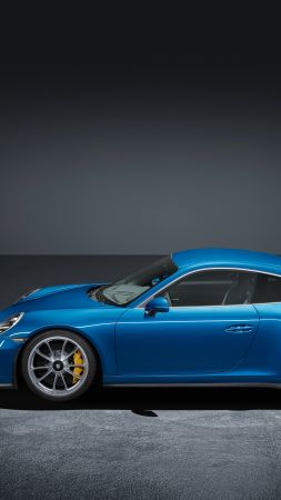 Porsche 911 GT3 Touring Package, 2018 Cars, 4k (vertical)