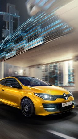 Renault Megane RS, 2018 Cars, 5k (vertical)