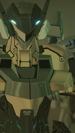 Zone of the Enders: The 2nd Runner - Mars, Tokyo Game Show 2017, screenshot, 4k (vertical)