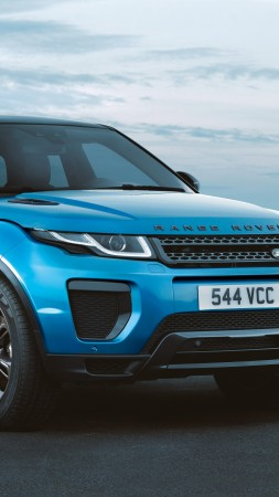 Range Rover Evoque, 2019 Cars, 4k (vertical)