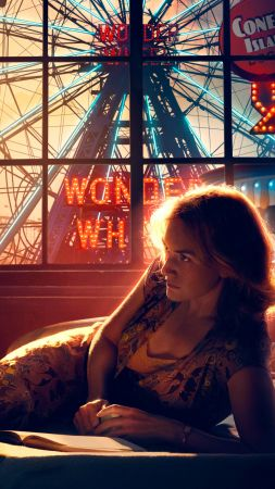 Wonder Wheel, Kate Winslet, 4k (vertical)