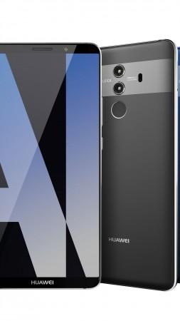 Huawei Mate 10, 4k (vertical)