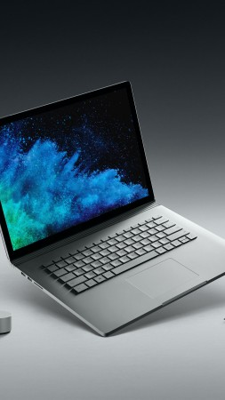 Microsoft Surface Book 2, 5k (vertical)