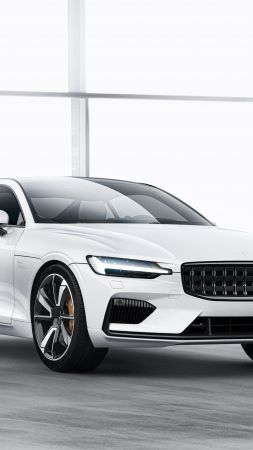 Polestar 1, 2019 Cars, 4k (vertical)