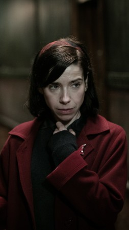 The Shape of Water, Sally Hawkins, Richard Jenkins, 5k (vertical)