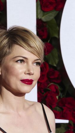 Michelle Williams, hot, 5k (vertical)