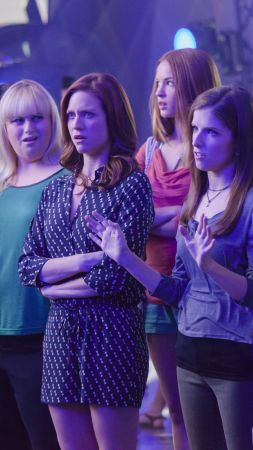 Pitch Perfect 3, Anna Kendrick, Rebel Wilson, Hailee Steinfeld, 5k (vertical)