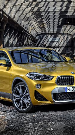 BMW X2, 2018 Cars, 4k (vertical)