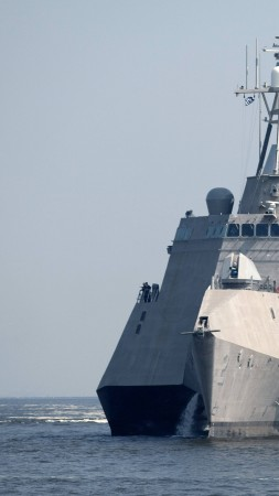 USS Independence, lead ship, LCS-2, Independence-class, littoral, combat ship, corvette, U.S. Navy