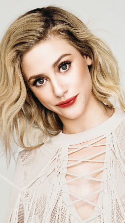Lili Reinhart, beauty, 4k (vertical)