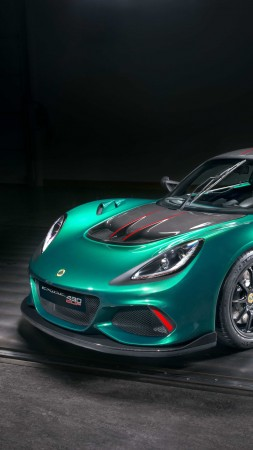 Lotus Exige Cup 430, 2018 Cars, 8k (vertical)
