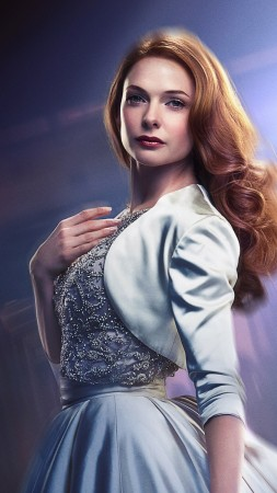 The Greatest Showman, Rebecca Ferguson, 4k (vertical)