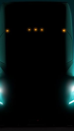Tesla Semi Truck, electric car, 5k (vertical)