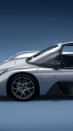 Dallara Stradale, sport car, 8k (vertical)