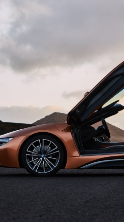 BMW i8 Roadster, 2018 Cars, 5k (vertical)