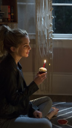 Happy Death Day, Jessica Rothe, Israel Broussard, 5k (vertical)