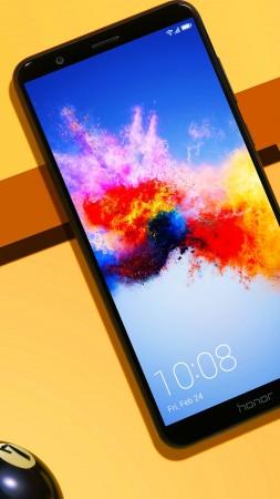 Huawei Honor V10, 5k (vertical)