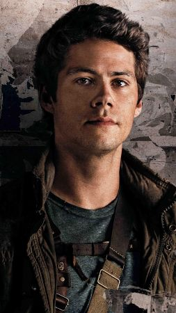 Maze Runner: The Death Cure, Dylan O'Brien, 5k (vertical)