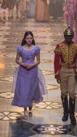 The Nutcracker And The Four Realms, Mackenzie Foy, Jayden Fowora-Knight, 5k (vertical)