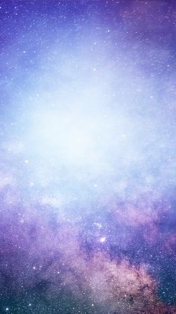 space, galaxy, stars, 8k (vertical)