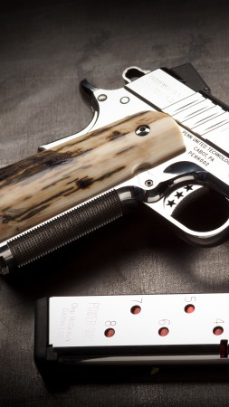 Cabot Guns, pistol, 1911, classic pistol, custom, weapon, elite, magazine