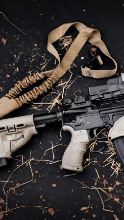 AR-15, TAN, build, Gilboa Snake, double barrel, custom, ammunition, bullets
