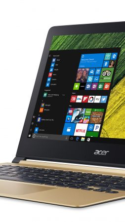 Acer Aspire Swift 7, CES 2018, 5k (vertical)