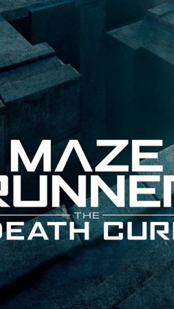 Maze Runner: The Death Cure, 4k (vertical)