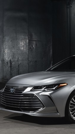 Toyota Avalon, 2018 Cars, 4k (vertical)