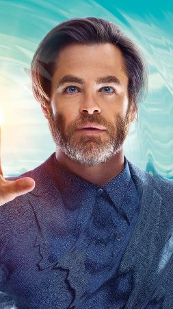 A Wrinkle in Time, Chris Pine, 5k (vertical)