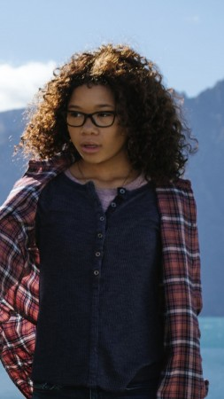 A Wrinkle in Time, Reese Witherspoon, Storm Reid, 4k (vertical)