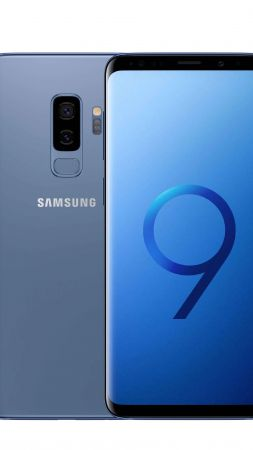 Samsung Galaxy S9+, 5k (vertical)